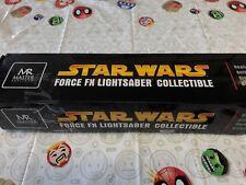 Star Wars Darth Vader Force FX Lightsaber Master Replicas