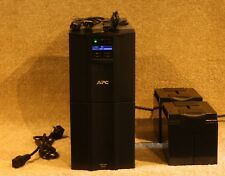 APC Smart-UPS SMT2200i 2200VA - New cells installed - 12m RTB warranty