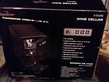Koolatron-Urban Series 6-Bottle Wine Cellar-Black