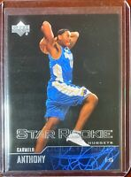 2003-04 Upper Deck Star Rookie RC Carmelo Anthony #303
