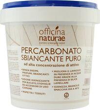 Percarbonato Sbiancante Puro Kg.1 ad alta Concentrazione - Officina Naturae