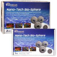 Maxspect Nano Tech Bio Spheres Ceramic Filter Media BioSphere Aquarium Fish Tank