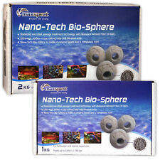Maxspect Nano Tech Bio Spheres Ceramic Filter Media BioSphere Aquarium Fish Tank