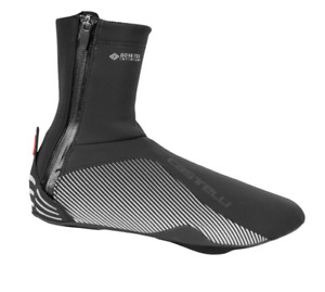 Castelli Cycling Dinamica Women's Shoecover -Red Size Small
