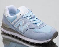 New Balance 574 Essentials Women's New Air White Lifestyle Sneakers WL574-ESC