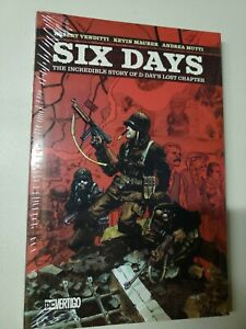 Six Days The Incredible Story of D-Day's Lost Chapter TPB HC DC Comics New