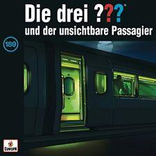 die drei 189 und der unsichtbare Passagier Fragezeichen
