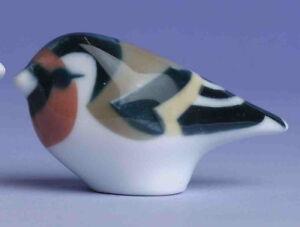 Sargadelos Porcelain Goldfinch Bird - NEW