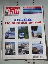 vie du rail 1997 2580 PIACENZA GASTON LAGAFFE THIAVILLE SUR MEURTHE