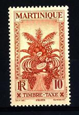 MARTINIQUE - MARTINICA - 1933 - Segnatasse