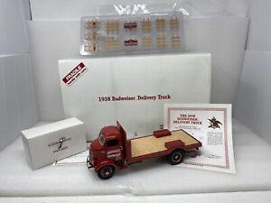 1/24 Danbury Mint 1938 GMC Budweiser Delivery Truck RARE  READ ME