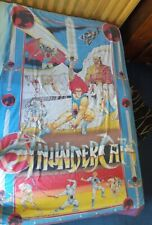 Vintage Thundercats Duvet Cover - Single Bed Spread - 1986