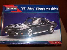 65 Corvette Street Machine Model Kit