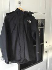 Ladies BNWOT North Face Black Rain jacket Size M