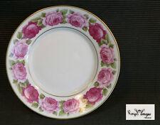 Royal Limoges France - Rose de Paris - Teller 17,5 cm leicht tief (Untere?)