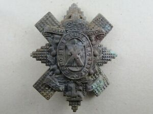 Military Badge The Black Watch British Army Infantry Scotland