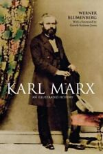Karl Marx : An Illustrated History by Werner Blumenberg (2000, Paperback,...
