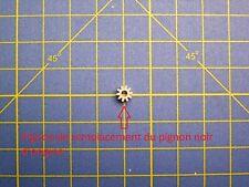 Pignon droit 10 dents L5 mm spécial remplacement engrenage LIMA TGV JOUEF HJ HO