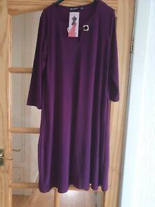 Nina leonard Trapeze Dress Medium