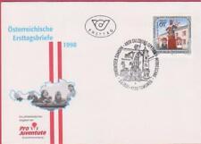 FDC 1998 - Mi 2258 : Volksbrauchtum , SST 5580 Tamsweg