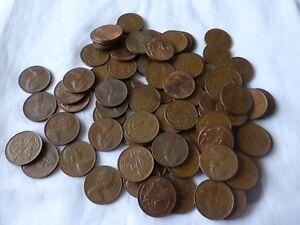 2kg Australian 2 cent 2c coin coins bulk No 1969