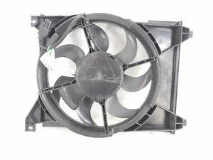 01-05 Hyundai XG300 XG350 Condenser Cooling Fan OEM