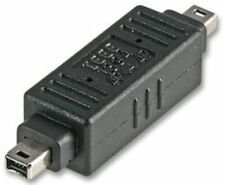 Firewire IEEE 1394 de 4 Pines a 4 Pines Macho Enchufe PC Videocámara Dv-Out Cable Adaptador