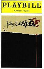 ROBERT CUCCIOLLI/LINDA EDER-JEKYLL & HYDE-1997 PLYMOUTH THEATRE PLAYBILL