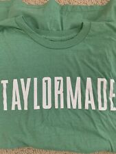 TaylorMade Masters 2017 Tee Shirt XL Green