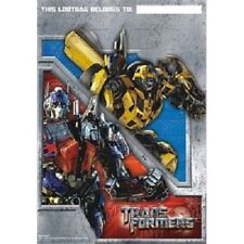 """""""TRANSFORMERS""""  Pack of 8 - Transformers Party Lootbags!"""