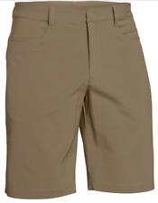 Under Armour Men's Golf Shorts Heat Gear 1272355 Beige 254 Size 36