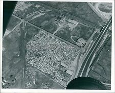 Auto Junk Yard Salt Lake City Utah Aerial View Original News Service Photo