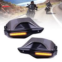 Paramani Mano Protezioni con LED segnale for BMW R1200GS S1000XR F800GS F750GS