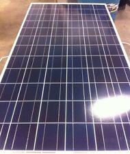 New Solar Panels 285 watt  25 year warranty polycrystalline 24v panel