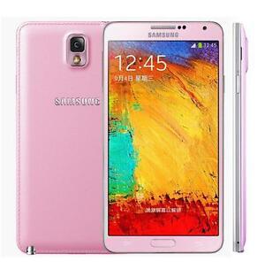 Samsung Galaxy Note 3 N900A(AT&T) N900T (T-Mobile) N900V (Verizon) Andriod Phone