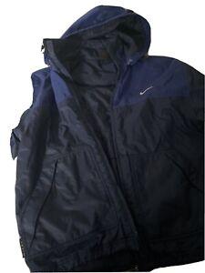 Vintage Nike Jacke Blau size M