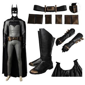Batman v Superman Batman Costume Superhero Costume Halloween Only Accessories