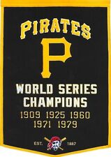NEW !! THE PITTSBURGH PIRATES 5-TIME WORLD SERIES CHAMPIONS FRIDGE MAGNET