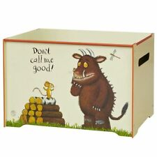 MDF/Chipboard-Wood Effect Animal Print Toy Boxes & Chests