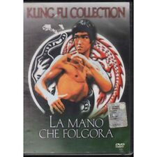 La Mano Che Folgora - Kung Fu Collection DVD Sigillato 8027574118148