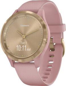 Garmin Vivomove 3S Rosa-Gold Hybrid Smartwatch Puls Stress Messung NEU