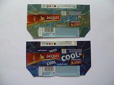 Wikkels Chocolade Jacques chocolat - omslagen - emballage cool point Artis punt