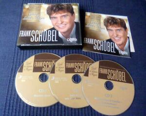 3CD Frank Schöbel Blonder Stern Weihnachten In Der Familie LOOKY LOOKY 56 Lieder