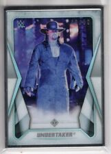 2020 Topps WWE Transcendent Collection THE UNDERTAKER #48 Silver Framed 49/50
