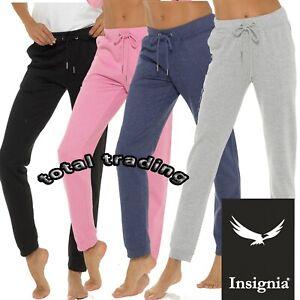 Ladies Tracksuit Bottoms Womens Joggers Trousers Jogging Gym Pants Lounge Wear