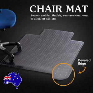 Chair Mat Carpet Floor Protectors PVC Home Office Room Computer Work Mats 121x91