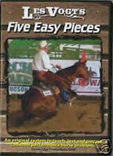 Les Vogt 5 Easy Pieces on Horse Riding DVD
