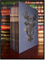 A Game Of Thrones By George R.R. Martin New Sealed Folio Society 1st Printing