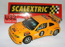 SCALEXTRIC RENAULT MAXI MEGANE RALLY ANDROS  #3 ARTESANAL MINT