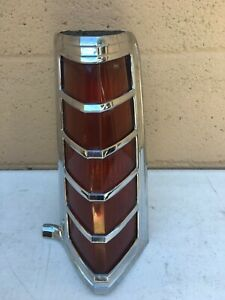 1977-1979 LINCOLN MARK V TAIL LIGHT